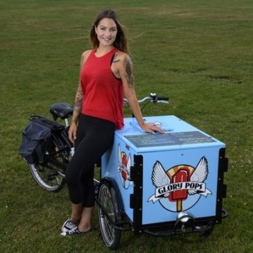 Icicle Tricycle Mentioned in The Globe & Mail!
